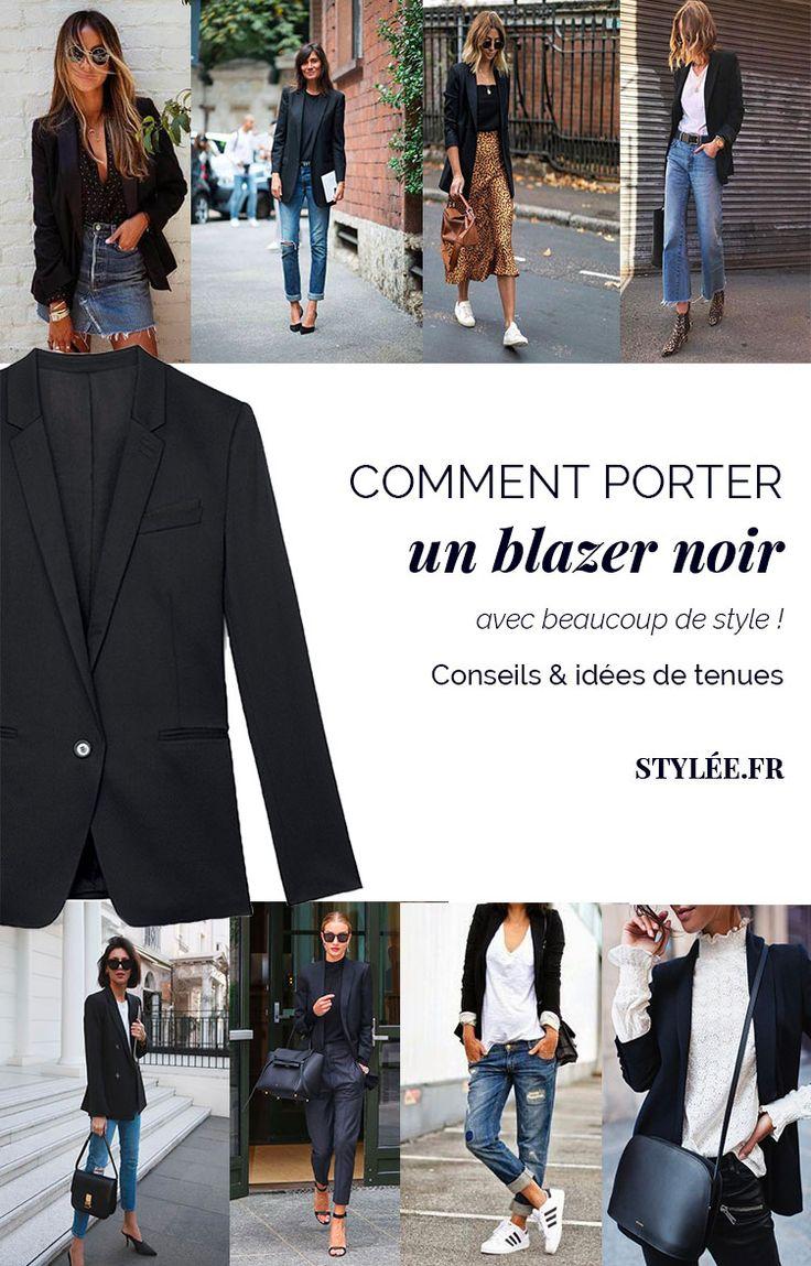 Comment porter un blazer avec style ?
