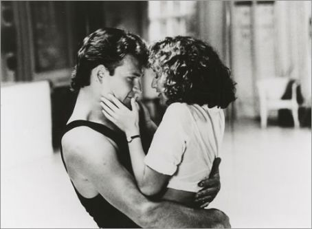 Patrick Swayze As Johnny Castle in Dirty Dancing (1987)