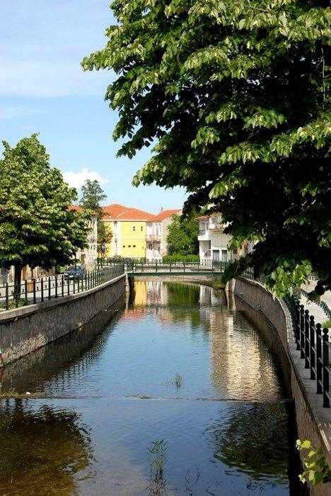 Φλώρινα  Florina city