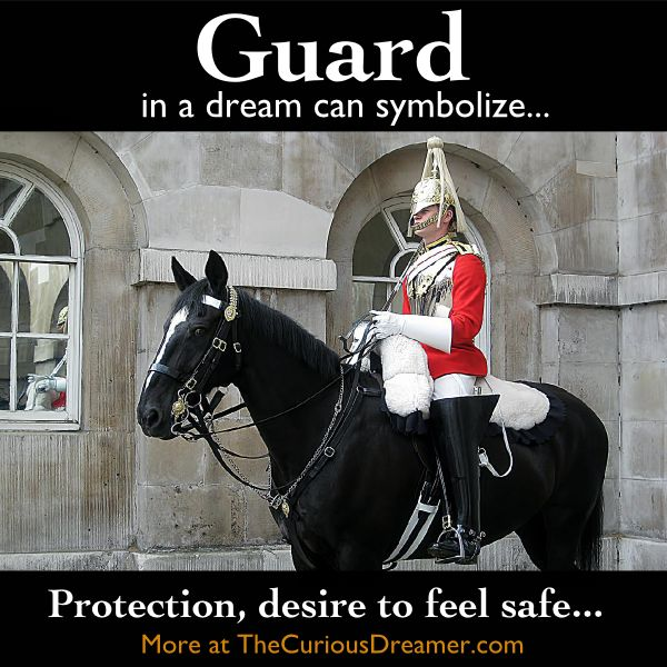 352 best dream interpretation images on pinterest backgrounds in a dream a guard or security person can mean more at malvernweather Images