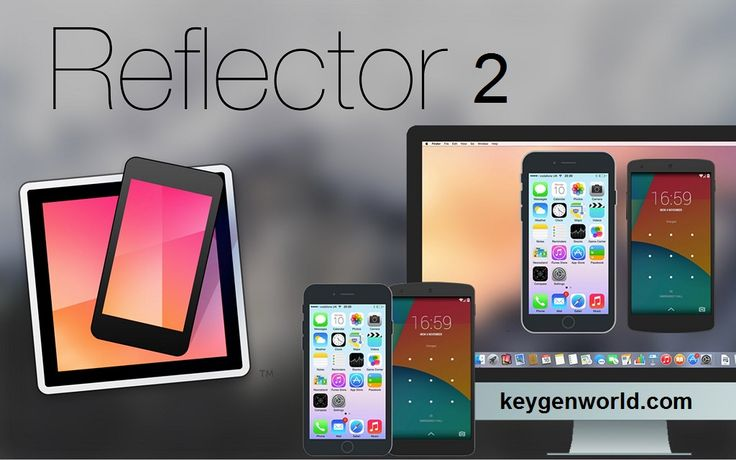 Reflector 2 Crack + License Key Full Version Free Download. Record iPhone, iPad or iPod screen with iPhone frame. It has Google Cast & Air Parrot receiver.
