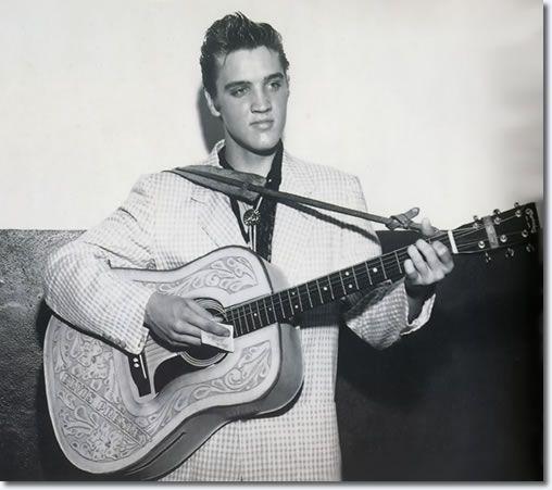 Elvis Presley : Fort Homer W. Hesterly Armory, Tampa, FL : July 31, 1955