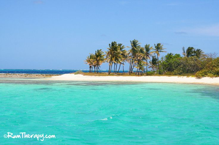 Petit Tabac - beautiful deserted island used in the ...