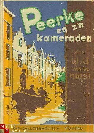 W.G. van de Hulst, Peerke en z'n kameraden