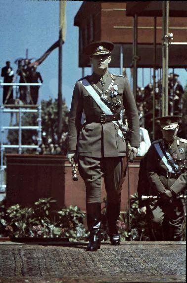 King Michael of Romania