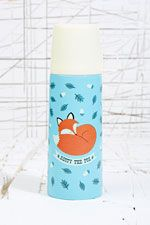 Cute thermos flask. I love my tea especially in #DREAMXMAS time <3