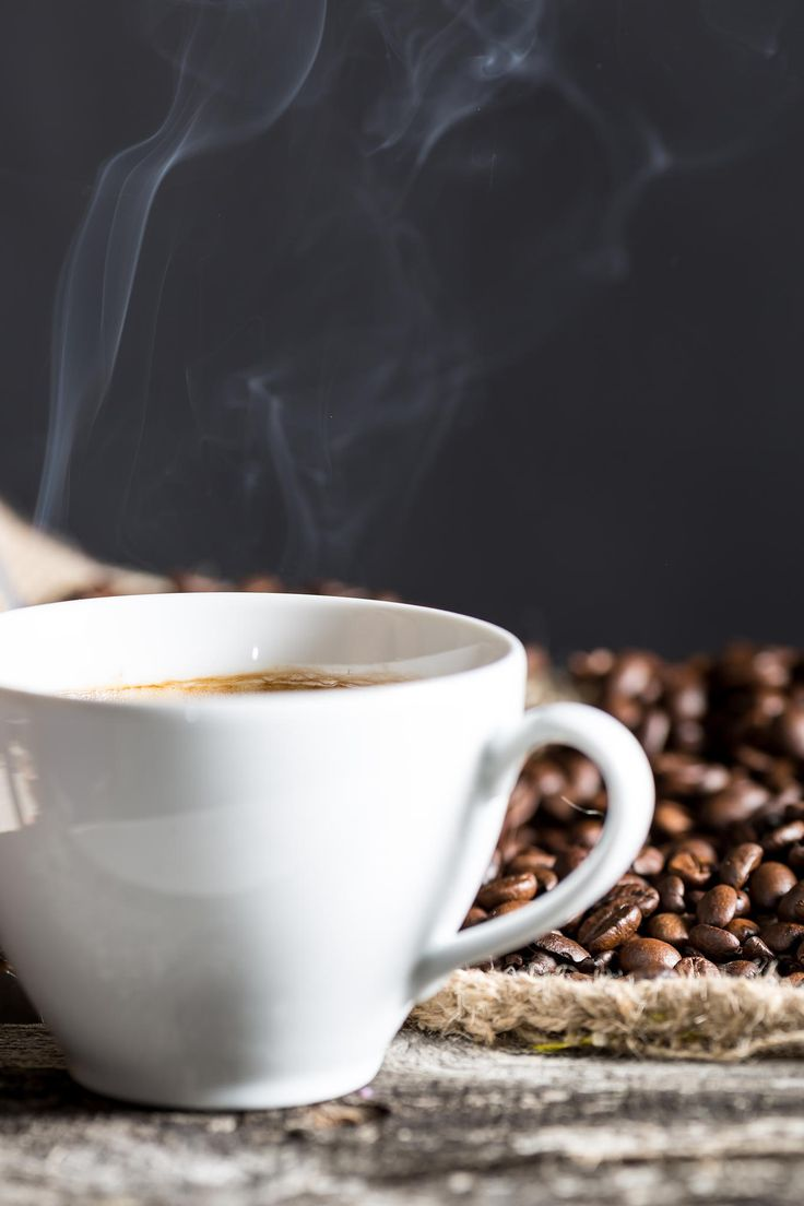 Steaming coffee by 135pixels  on 500px