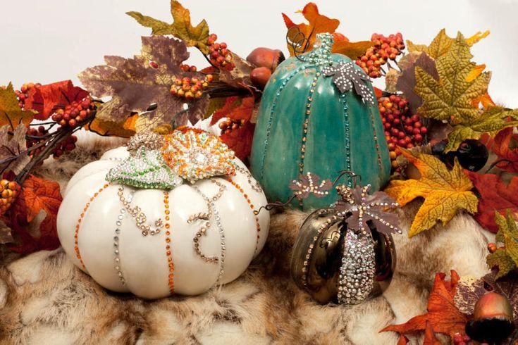 Swarovski Collection Pumpkins