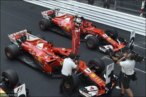 Toto Wolff non pensa che Ferrari abbia favorito Vettel a Monaco
