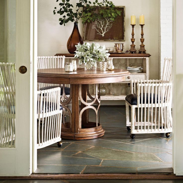 32 Stylish Dining Room Ideas To Impress Your Dinner Guests: 25 Best Images About TROPICAL ISLAND On Pinterest