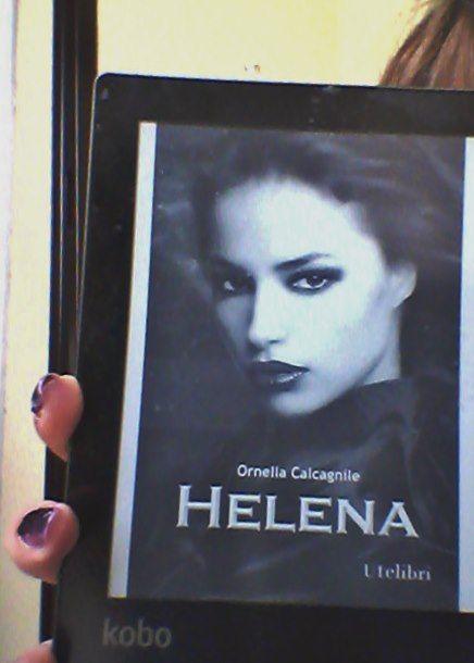 Helena - di Ornella Calcagnile #UrbanFantasy