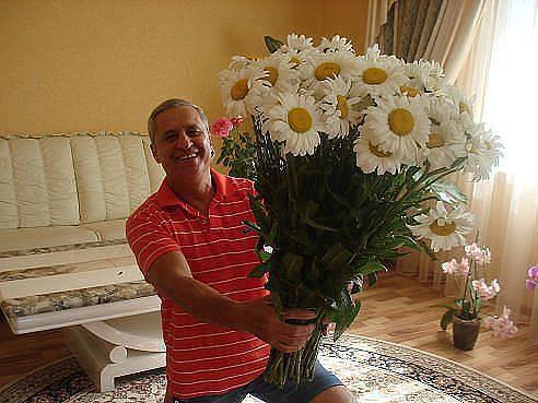 Самый лучший подарок летом - ромашки. http://webotkritka.com