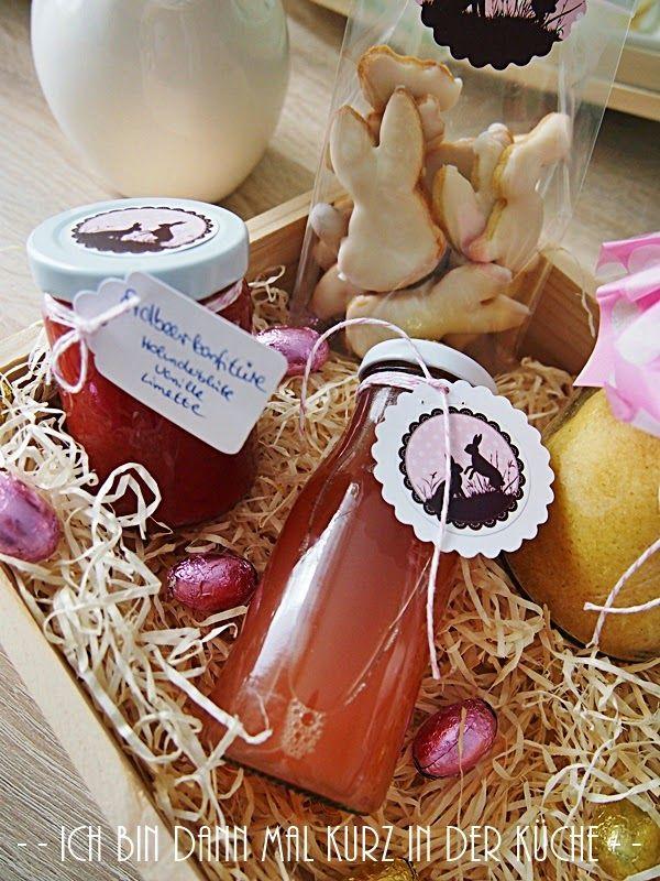 Die LISA Küchenflüsterin über die süßen Seiten des Lebens: Eierlikörkuchen im Glas