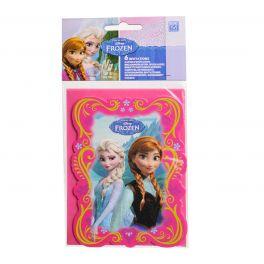 Disney Frozen Uitnodigingen, 6st.