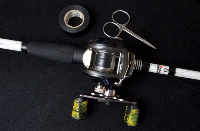 17 best images about fishing reels on pinterest daiwa for Best fishing line for bass baitcaster