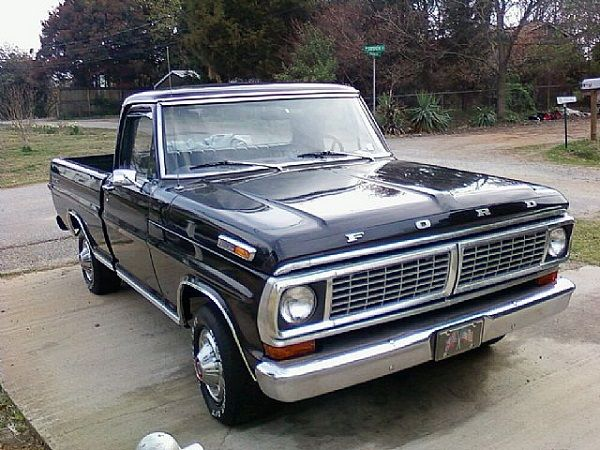 1970 Ford Truck  Classic Cars