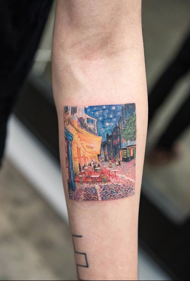 27 Tattoos Inspired By Classic Art To Wear Your Artistic Soul On Your Skin. From