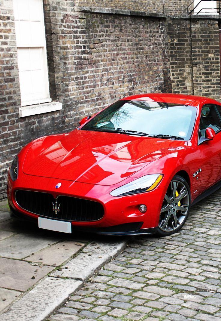 Maserati Gran Turismo. Hermoso!