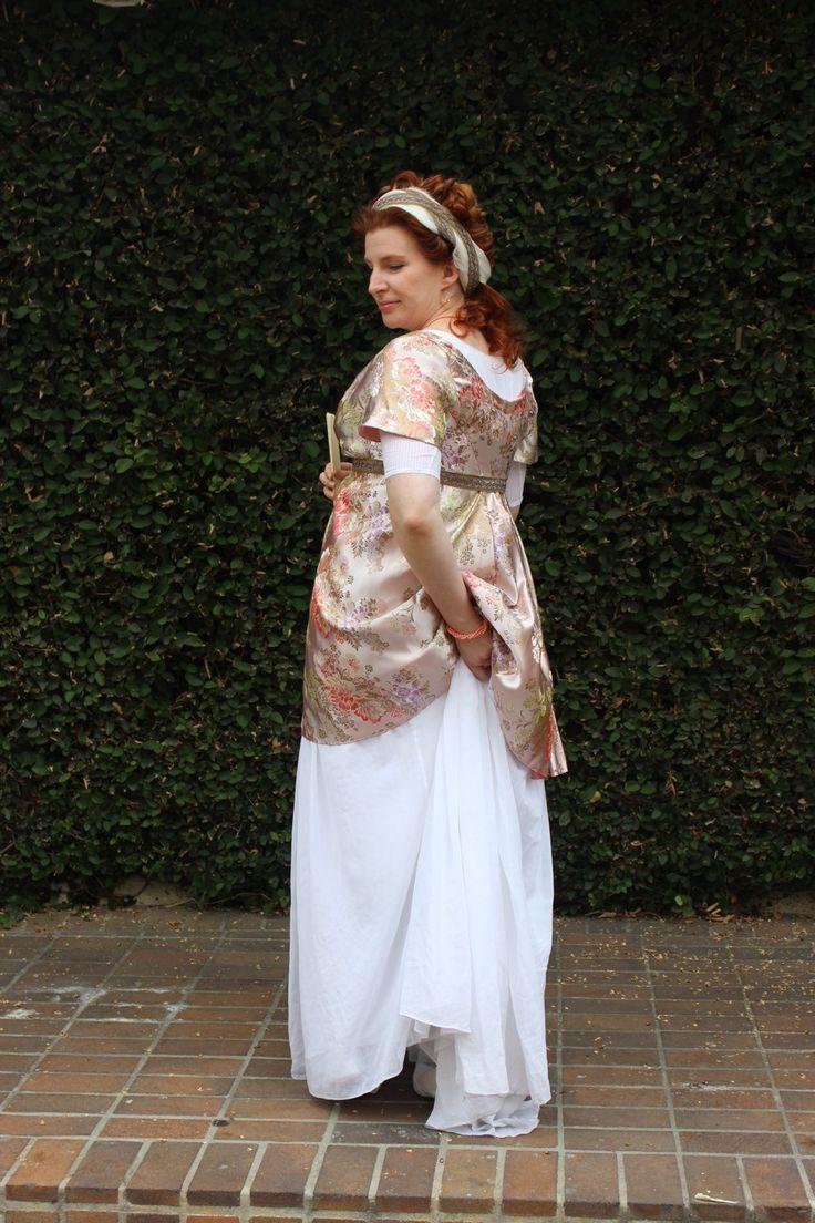 Ye Olde Dressmaking Shop - Regency Morning Robe