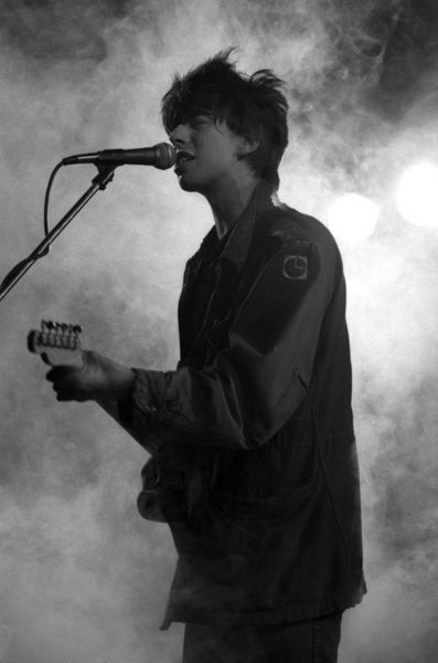 Ian McCulloch, frontman of Echo and the Bunnymen