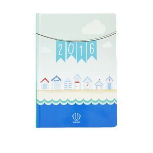 Upward Fashion A5 Week to View 2016 Diary Assorted