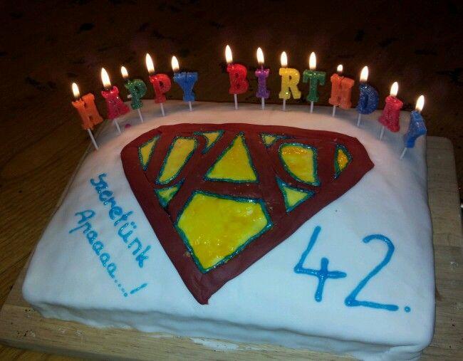 Hy lovely husband birthday cake