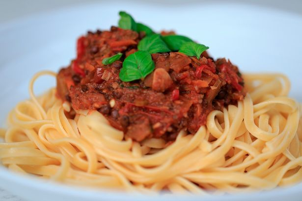 Two school friends Henry Firth and Ian Theasby who both turned vegan within months of each other and whose video channel BOSH! racks up 20 million views a month cook for the best meat-free bolognese.