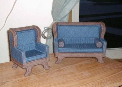 free barbie furniture patterns. plastic canvas barbie furniture patterns archive allcrafts free