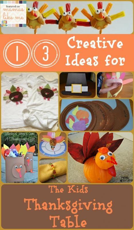 Mamas Like Me 13 Creative Ideas For The Kids
