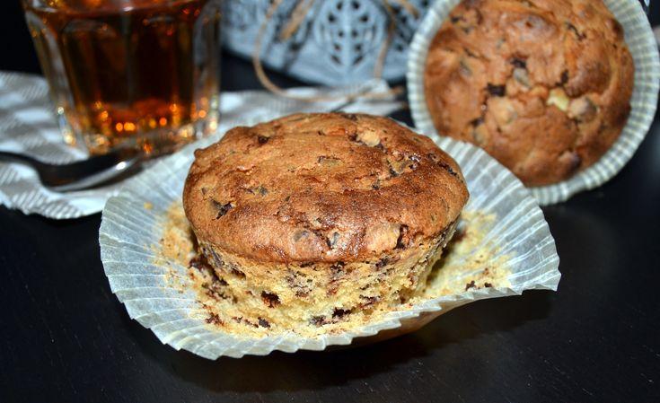 Makron og chokolademuffins (2)