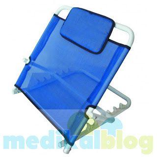 Hızlı Medikal: Herdegen Sırt Desteği Mavi Kılıflı 420280