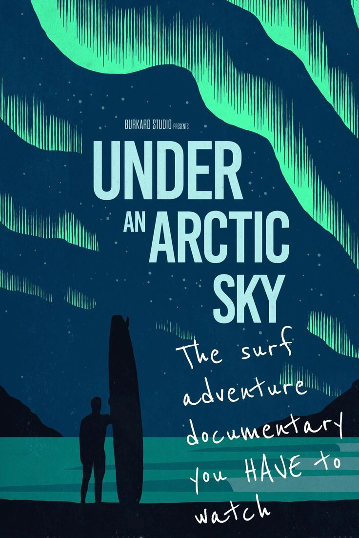 Have you heard of Chris Burkard? If you like adventure and/or surfing you should probably check him out right now. And set aside some time to watch his new surf documentary, Under An Arctic Sky. Click through to find out more.