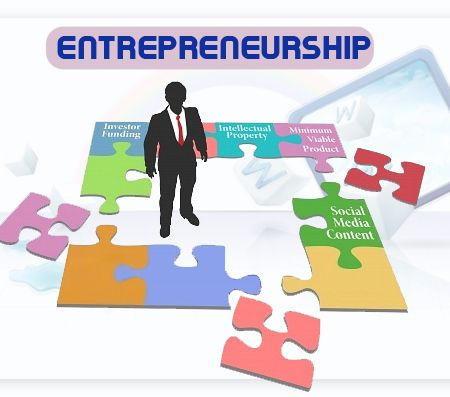 a successful entrepreneurship in the real estate industry