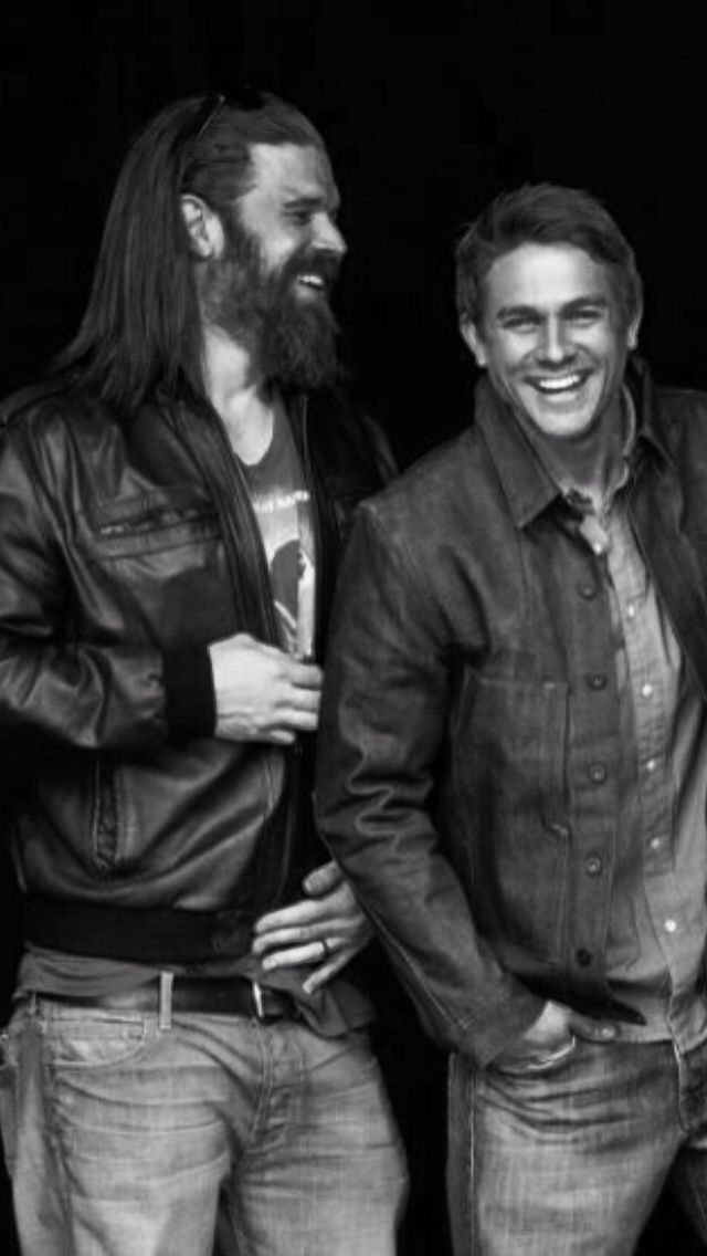 Opie and jax man I miss those two!