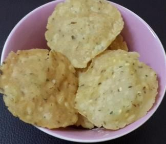 PAPPU CHEKKALU/Nippatlu/ Pappu Billalu/Thattai/Ribbon Murukku
