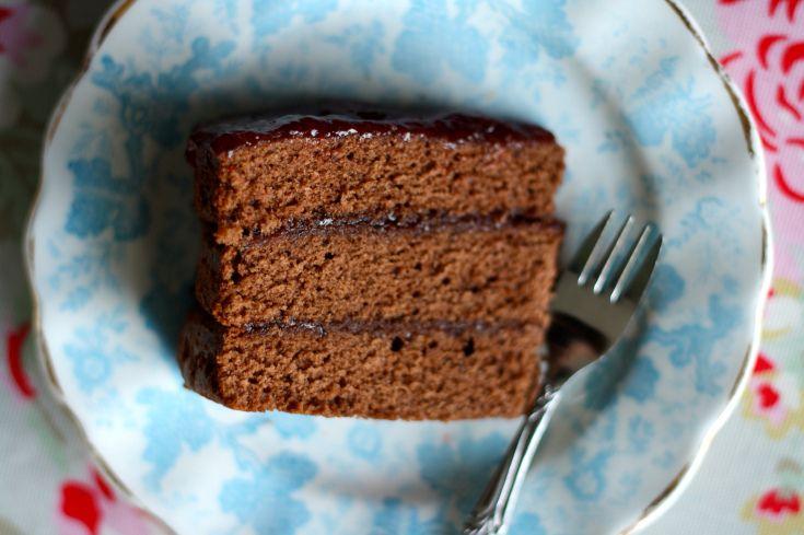 Chocolate madeira cake recipe