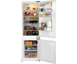Beko BC73F Built In Fridge Freezer - White AO288, IKEA 700