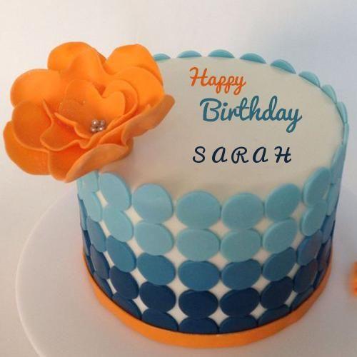 Write Name on Happy Birthday Love Cake For Girlfriend