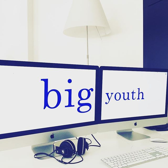 Big Youth, it's 80 digital experts working to assist your business and to facilitate your transformation.