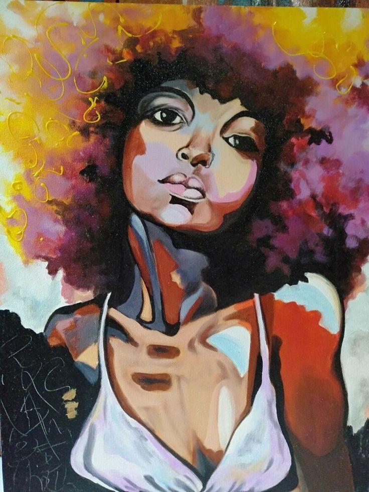 African american liberty beautiful art women modern