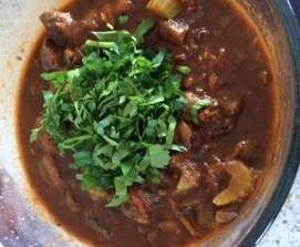Recipe mushroom goulash by thermo-envy - Recipe of category Main dishes…