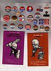 1964 Johnson & Goldwater plus Willkie,Dewey,IKE,Nixon 60 Campaign button lot - http://oddauctions.net/presidential-history/1964-johnson-goldwater-plus-willkiedeweyikenixon-60-campaign-button-lot/
