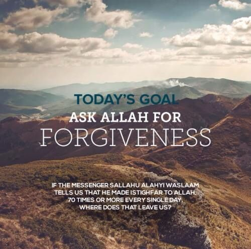 how to ask for forgiveness islam