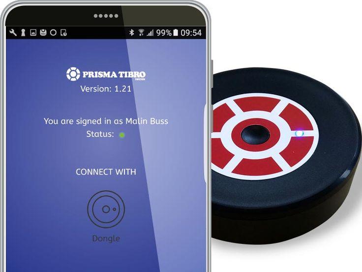 Android-app och dongle Styr gatubelysning/vägbelysning med Android-app. Nu kan du enkelt själv justera dina närvarostyrda armaturer: Prisma Light Eliott Detect. Du behöver: Android-enhet, smartphone eller surfplatta, Android-app, Dongle... http://www.prismatibro.se/android_170323/ #prismatibro