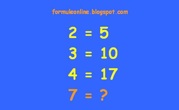formuleonline probleme si exercitii rezolvate: Ghicitoare matematica 108