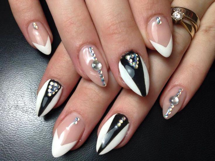 Oana's nails