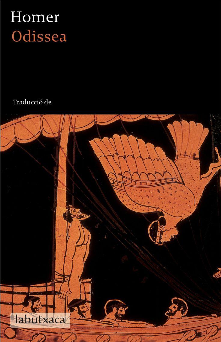 Odissea, de Homer. Traducció de l'Odissea d'Homer en hexàmetres, de la mà de Joan F. Mira, més de 50 anys després de la traducció de Carles Riba