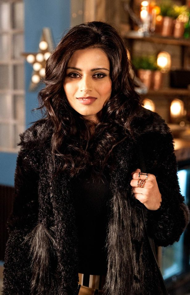 Rana is a cast member of corrie, whose scenes will air 18/2/16