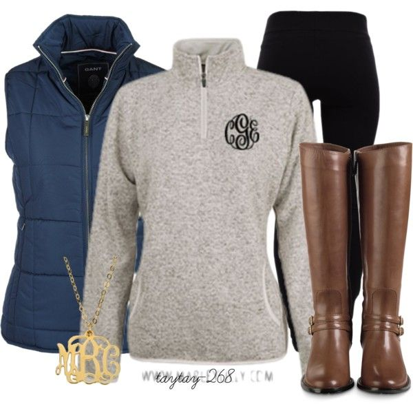 """monogram madness"" by taytay-268 on Polyvore"