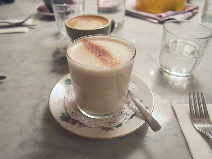 Soy Chai Latte
